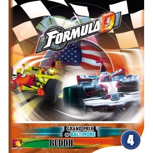 Formula D - Formula D, Gioco da Tavolo, Espansione n° 4: Balthimore