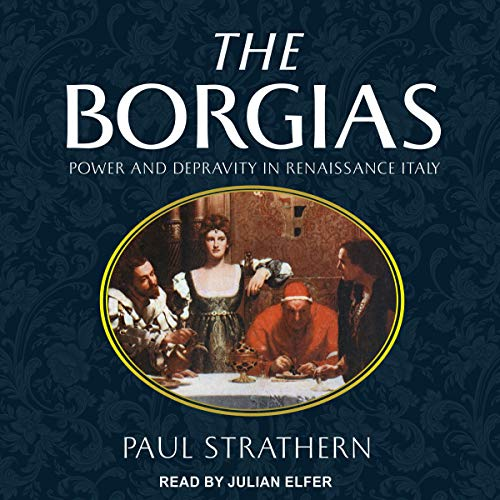 The Borgias cover art