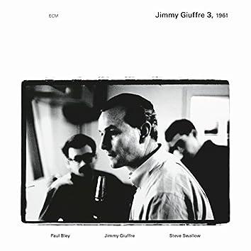Jimmy Giuffre 3, 1961