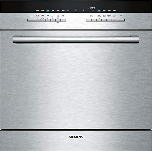 Siemens SC76M541EU Libera installazione 8coperti A+ Acciaio inossidabile lavastoviglie