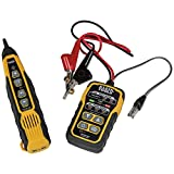 Klein Tools VDV500-820 Cable Tracer with Probe Tone Pro Kit for RJ11 and RJ45 Cables