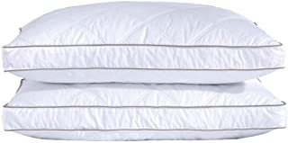 Amazon Com Feather Pillows For Sleeping