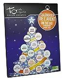 Touch Organic Calendario de adviento - Tés ecológicos - 24 Sobres