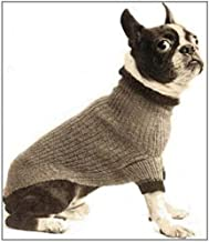 Boston Terrier Size Dog Blanket Turtleneck Sweater Coat Vintage Knitting Knit Pattern EBook Download (Needlecrafts)