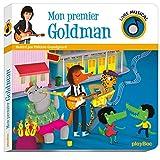 Livre musical - Mon premier Goldman