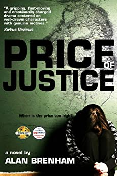 Price of Justice by [Alan Brenham]