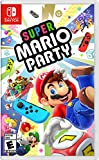 Outwit friends and family as you race across the board; whoever gets the most stars wins! Play the original 4-player Mario Party series board game mode locally* or online** Character-specific Dice Blocks with alternate numberings add another level to...