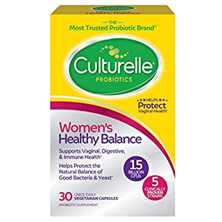Culturelle Women's Healthy Balance Probiotic for Women (B08B5WR2GQ) | Amazon price tracker / tracking, Amazon price history charts, Amazon price watches, Amazon price drop alerts