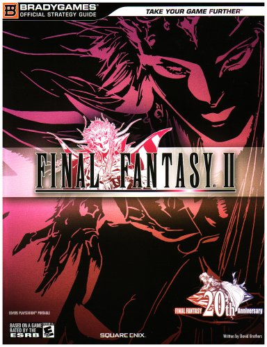 FINAL FANTASY(r) II Official Strategy Guide