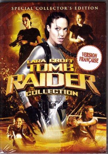 Lara Croft:  Tomb Raider DVD Collection