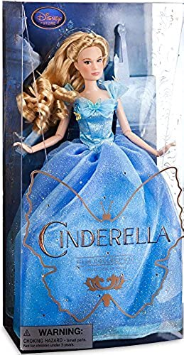 Disney Princess Cinderella Film Collection Cinderella 11 Doll [Live Action Version] by Disney