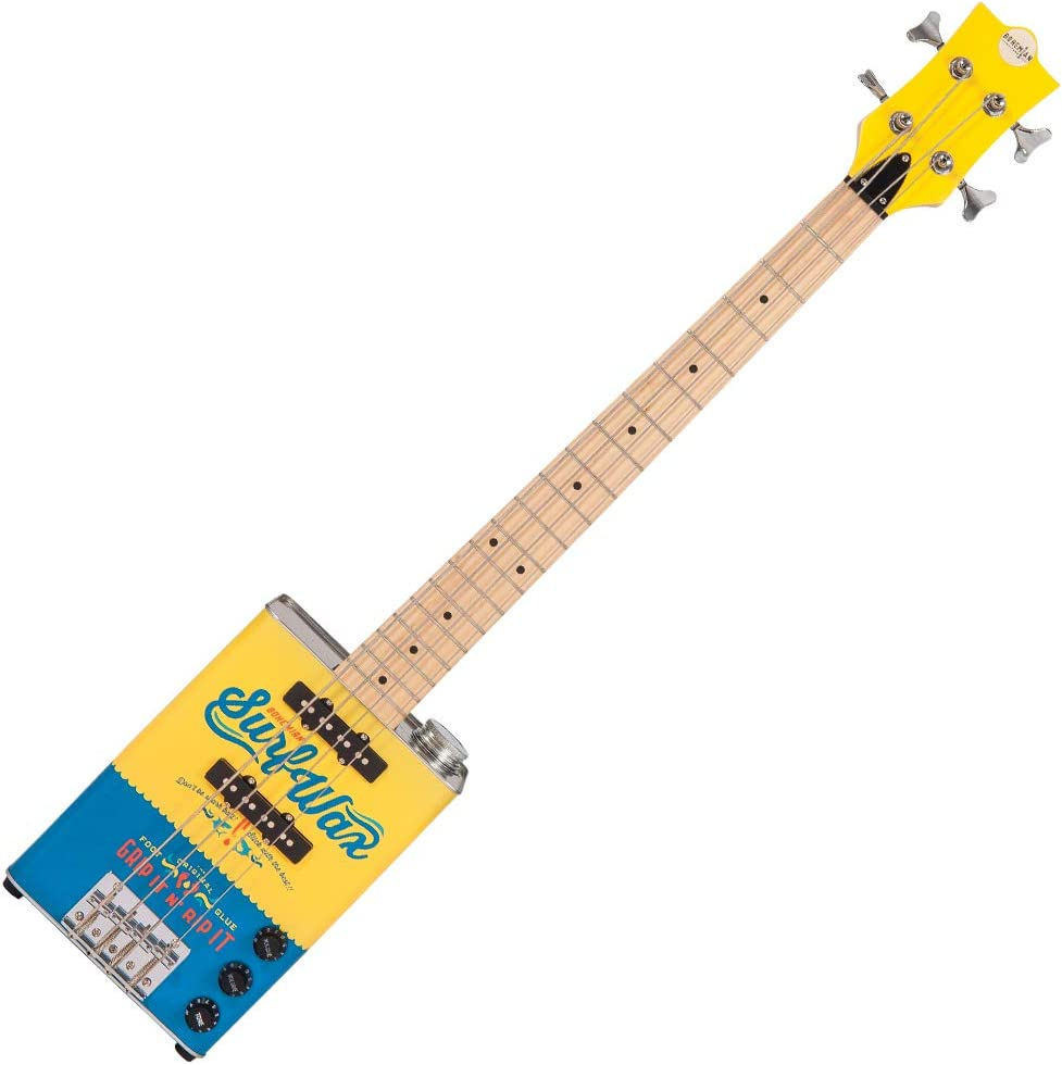 Bohemian BGB15SW Surf Wax - Lata de aceite, bajo y guitarra