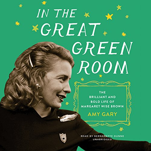 In the Great Green Room audiobook cover art