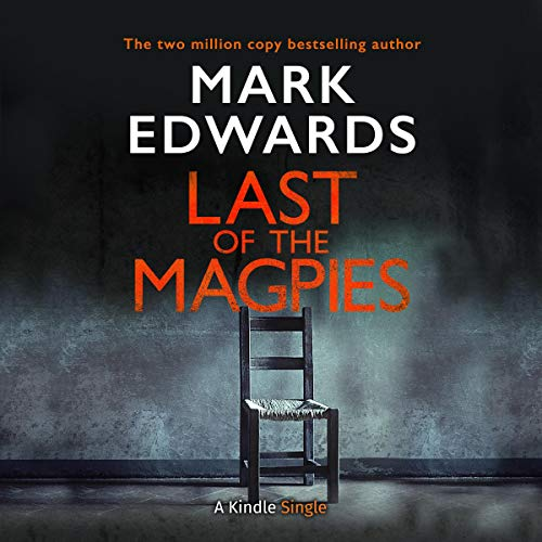 Last of the Magpies audiobook cover art