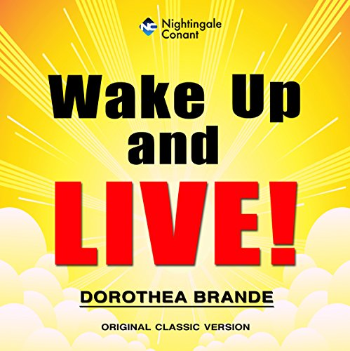 Couverture de Wake Up and Live!