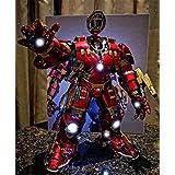 Comicave 1/12 合金 Iron Man Hulkbuster アイアンマン マーク44 ハルクバスター キングアーツ LED付き