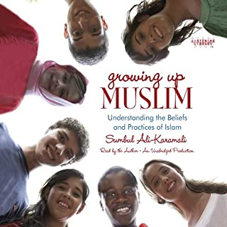 Growing Up Muslim audiobook cover art