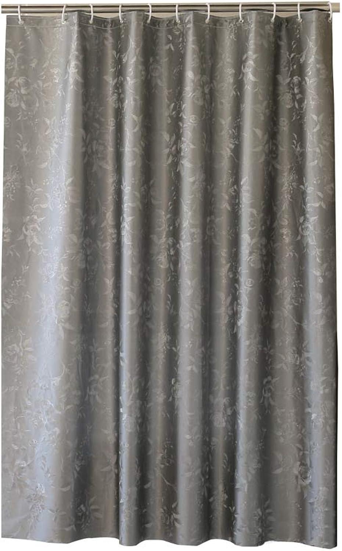 ZXWDIAN Bao Impermeable Moho bao Cortina de partición Cortina de Ducha Cortina Cortina de Agua Cortinas de bao (Tamaño   220x180cm)