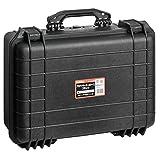 (STRAIGHT/ストレート) プロテクターツールケース ラージ クッションセット ブラック 88-005