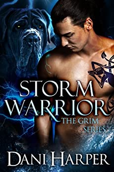 Storm Warrior (Grim Book 1) by [Dani Harper]
