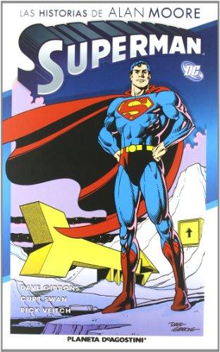 Superman: Las historias de Alan Moore, Edic. Absolute