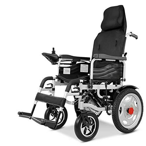 Elektrische rolstoel, autostoel, duurzame stoel, breedte zitting: 43 cm, gewicht 100 kg.