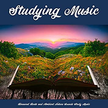 Studying Music: Binaural Beats and Ambient Ocean Waves Study Music