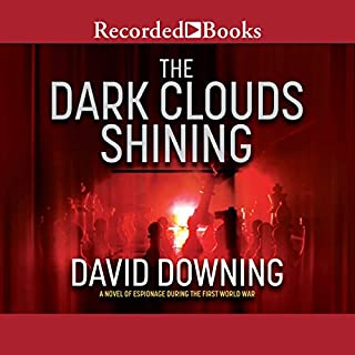 The Dark Clouds Shining cover art
