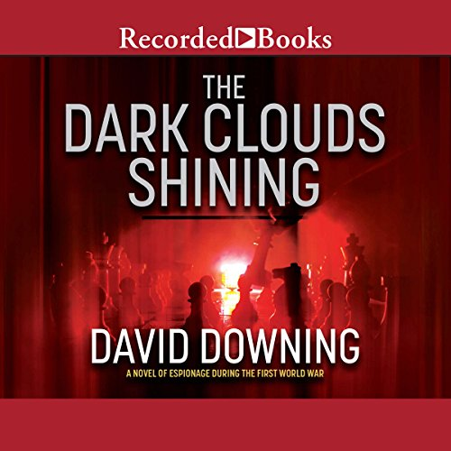The Dark Clouds Shining audiobook cover art