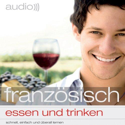 Audio Französisch essen und trinken Titelbild