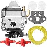 753-05440 Carburetor Replacement for Cub Cadet CC4105 CC4125 CC4165 CC4175 ST4125 ST4175 String Trimmer Yard-Man YM4125CS YM4520 YM4570 MP475 Yard Machine Craftsman Edger Carb MTD 753-05830 WYL-240-1