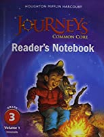 Common Core Reader's Notebook Consumable Grade 3 (Journeys)
