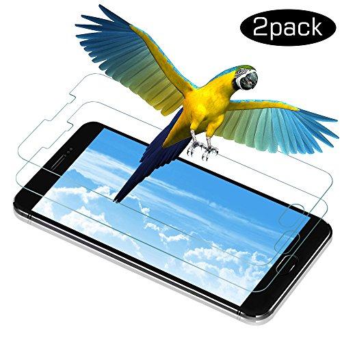 wsiiroon [2 Stück] Panzerglas Displayschutzfolie für Samsung Galaxy S5 / S5 Neo Glasfolie Schutzfolie 9h HD, 0.30mm Panzerfolie [3D-Touch Folie] [Screen Protector] [Panzerglasfolie]