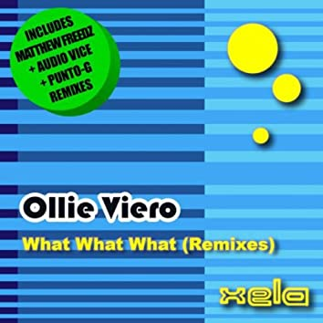 What What What EP (remixes)