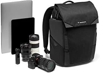 Manfrotto MB CH-BP-30 Chicago Camera Backpack Small, Versatile Daypack/Photo Bag, for Photo/Videographers, for DSLR, Mirro...