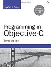 Best programming in objective c by stephen g kochan Reviews