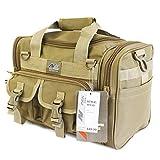 Tactical Duffle Militar Molle Gear - Bolso bandolera (varios colores/tamaños)
