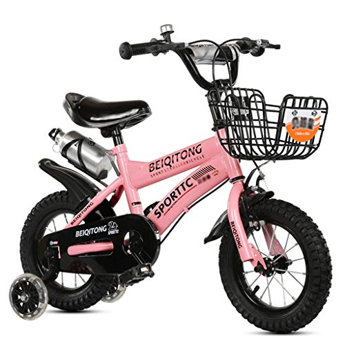 Great Price! Children's Bicycle Children's Bicycle Girl Baby boy Pedal Bicycle 2-4-5-6-7-8-9-10 Year...