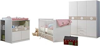 Suchergebnis Auf Amazonde Für Babybett Und Wickelkommode Set