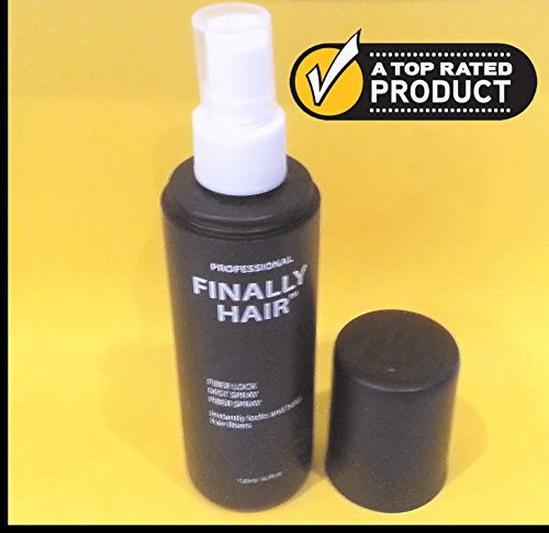Finally Hair Spray. Fiber Lock STRO…