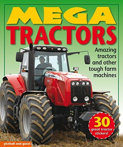 Mega Tractors (Mega Books)