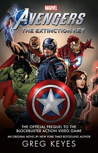 Marvel's Avengers: The Extinction Key: The official prequel to Marvel's Avengers (Marvels Avengers) (English Edition)