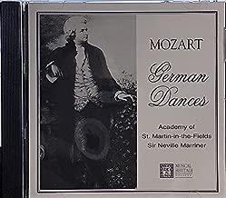 Wolfgang Amadeus Mozart - German Dances - 1756-1791