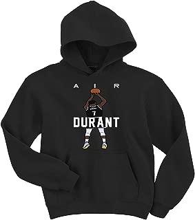 Black Brooklyn Air Durant Hooded Sweatshirt