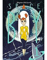 Stephen Mccranie's Space Boy Volume 1 [Idioma Inglés]