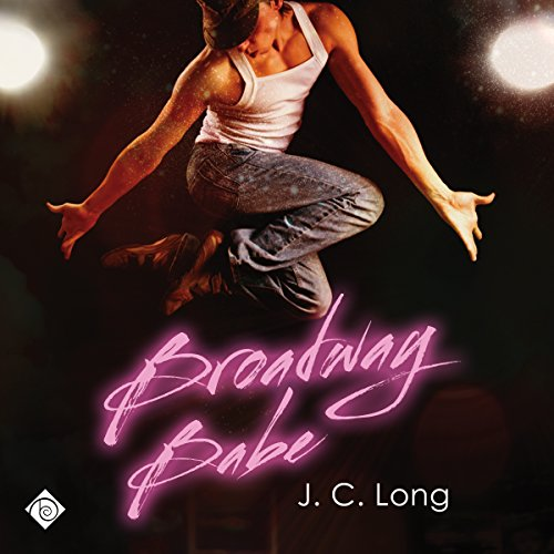 Broadway Babe audiobook cover art