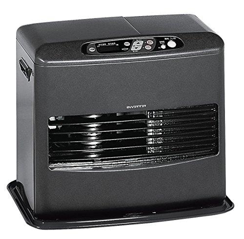 Inverter 5727 Poêle à Pétrole Electronique 3200 W Noir