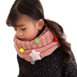 JIAHG Girls' Cold Weather Scarves & Wraps