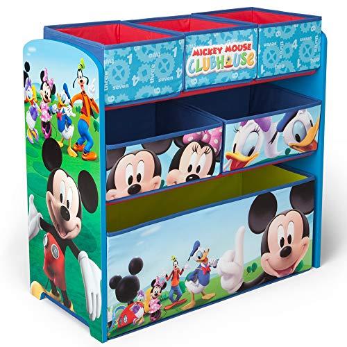 Disney - Mueble guarda juguetes