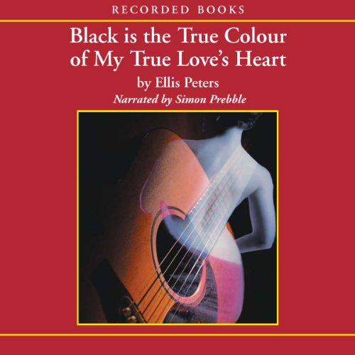 Black is the Colour of My True Love's Heart cover art